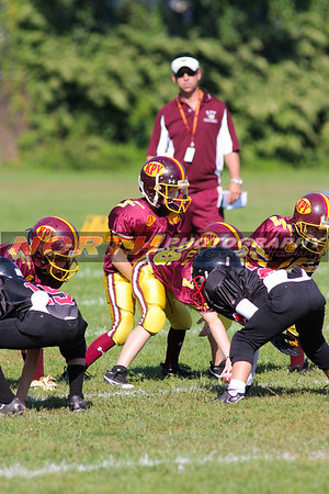 09/21/2008 (9 Year old) Connetquot (B) vs. Kings Park