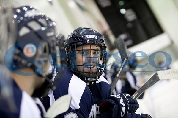 Men's Ice Hockey - Road Trip Photo Essay (Plattsburgh and Potsdam)