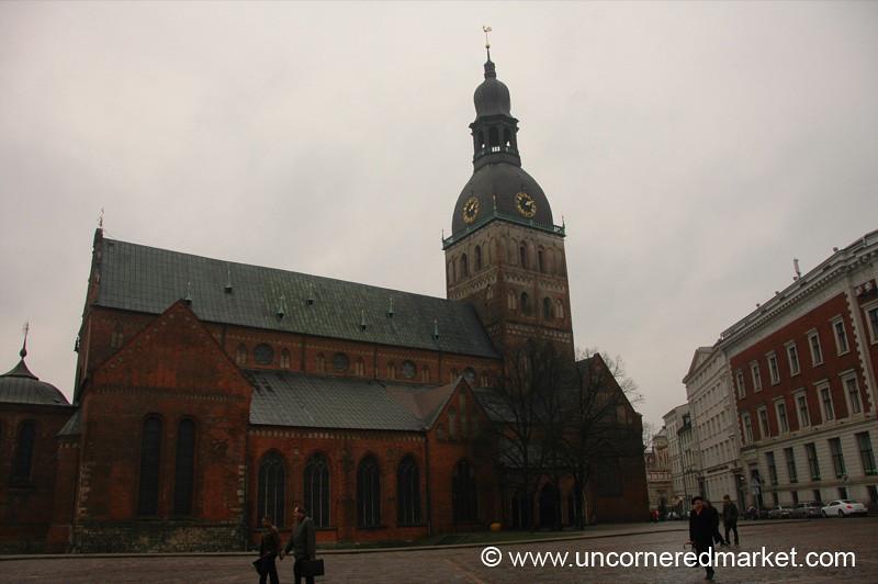 Dome Cathedral - Riga, Latvia