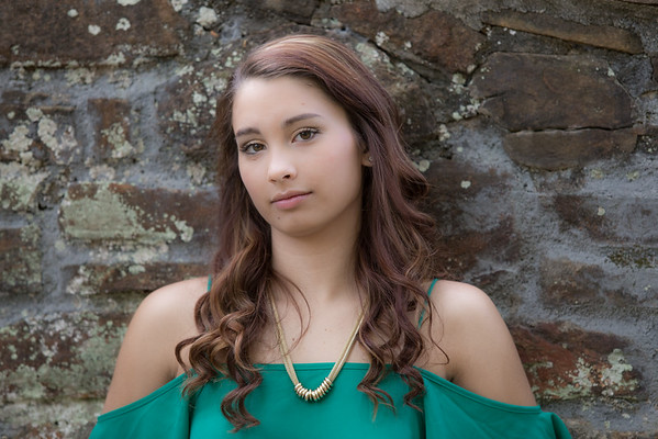 Alicia's Senior Portraits