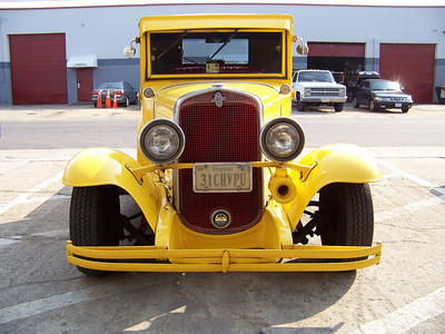 31 Chevy PU - William