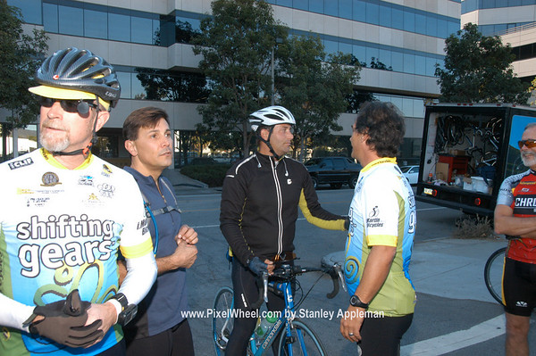 2006-11-16 Bike Expo Trade and Ride