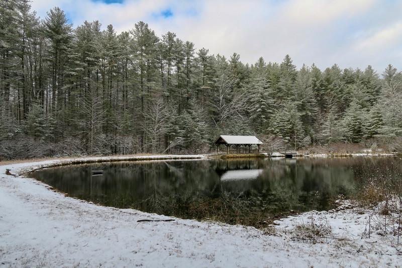 Lake Imaging -- 2,300'