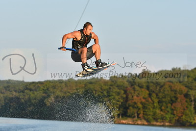Wakeboarding and Surfing