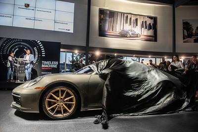 Porsche Oakville 992 Launch