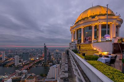 Bangkok Night Scapes