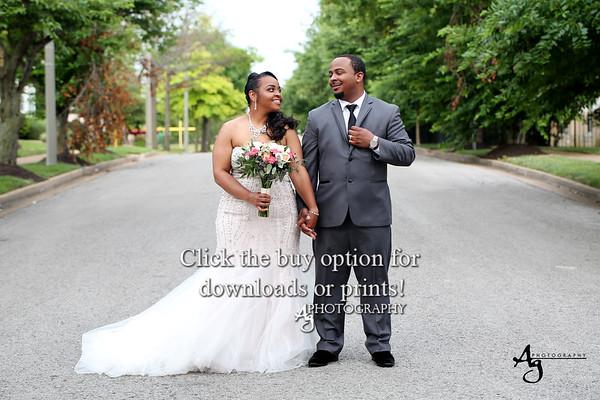 William & Jhirmyra Henderson Reception