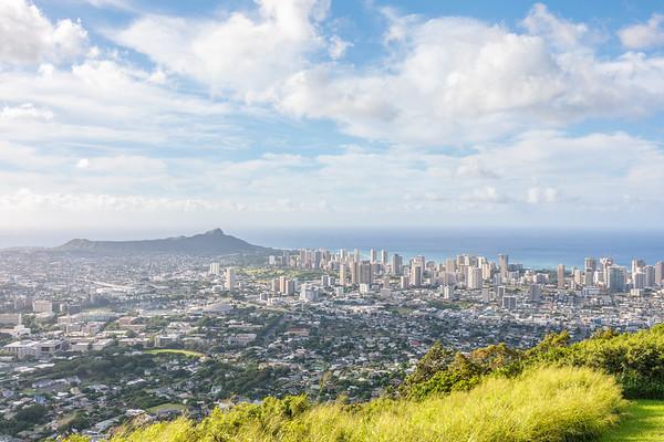 Tantalus Lookout, Puʻu ʻUalakaʻa State Wayside