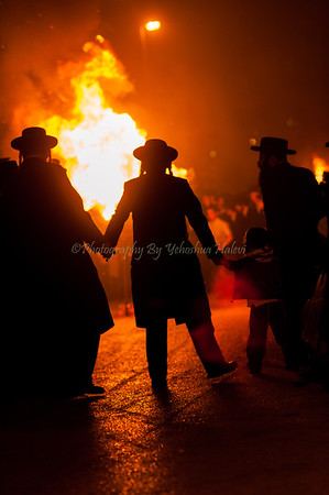 Lag B'Omer in Jerusalem