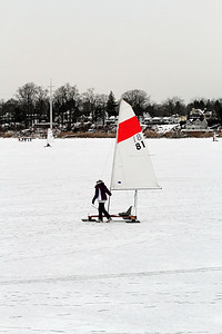 ICE BOATS on The Navesink