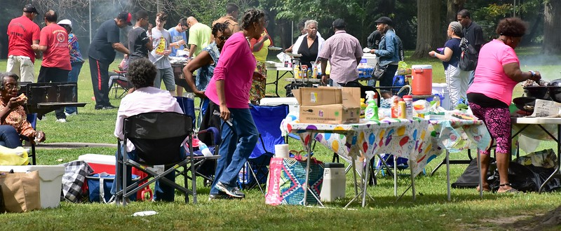 Christian Stronghold Church Picnic 2016