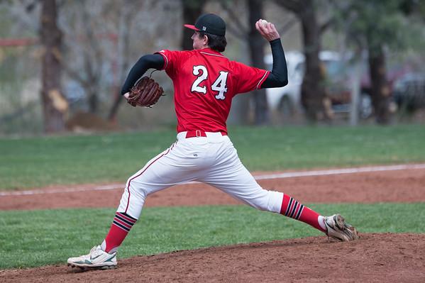 2015 Academy Varsity Baseball