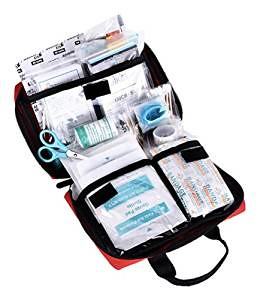 115 Piece First Aid Kit
