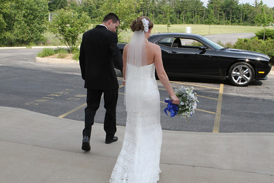Ryan & Andrea's Wedding Reception Celebration!!
