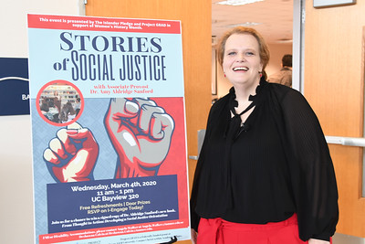 030420 Women's History Month - Stories of Social Justice