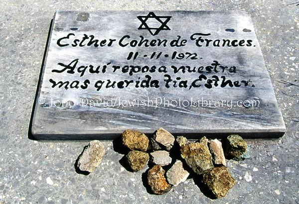 CUBA, Guanabacoa (Havana). Union Chevet Ahim Cemetery. (2008)