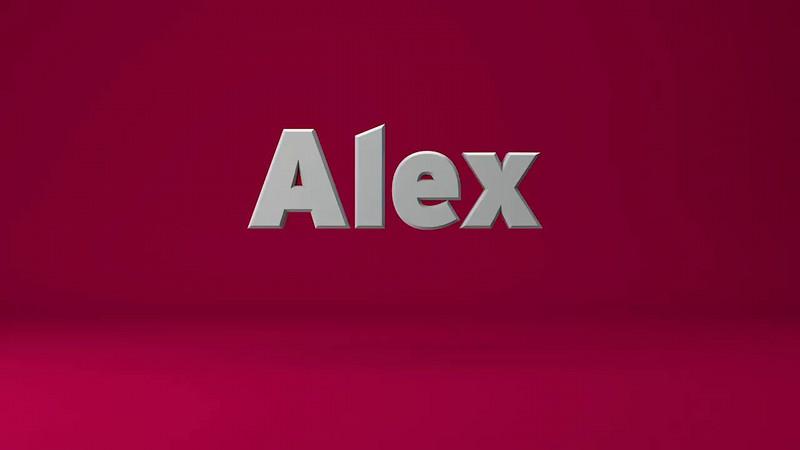 Alex VO Sample