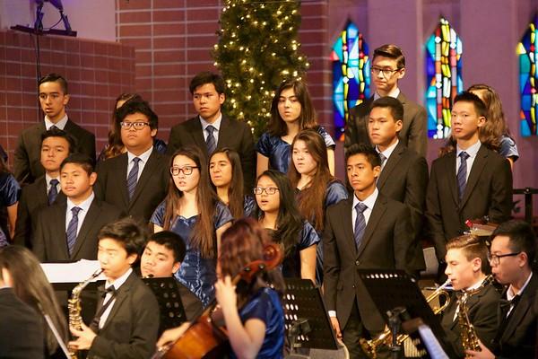 Chorale @ TC Church 12/5/15