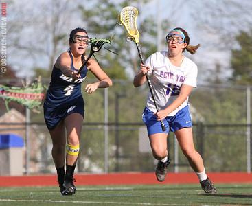 Penn Yan Girls Lacrosse 5-10-12