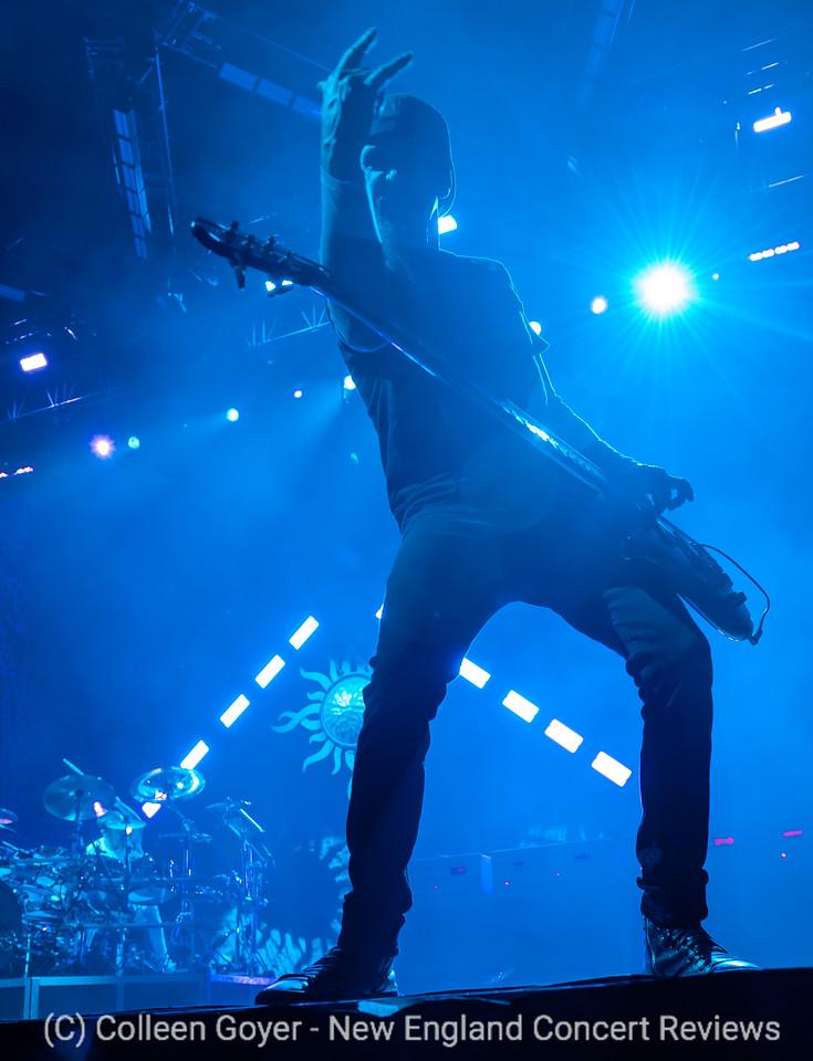 Godsmack at Mohegan Sun Arena