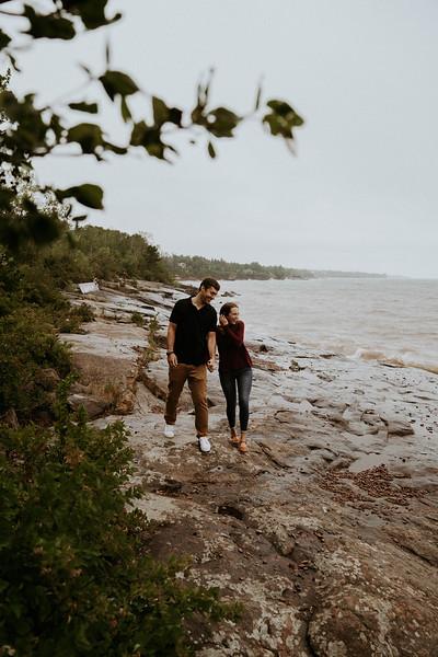 Kelly + Karl // Duluth, MN