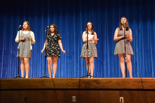 2015 Performing Arts Showcase