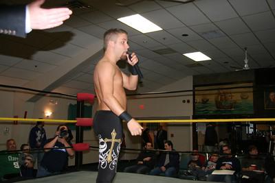 New England Championship Wrestling Full Tilt November 2, 2012