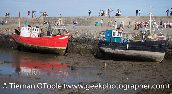 Howth Harbor 2010-08-22