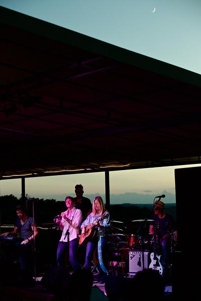 SKYROCKET! 8/28/14 Steiner Ranch Steakhouse