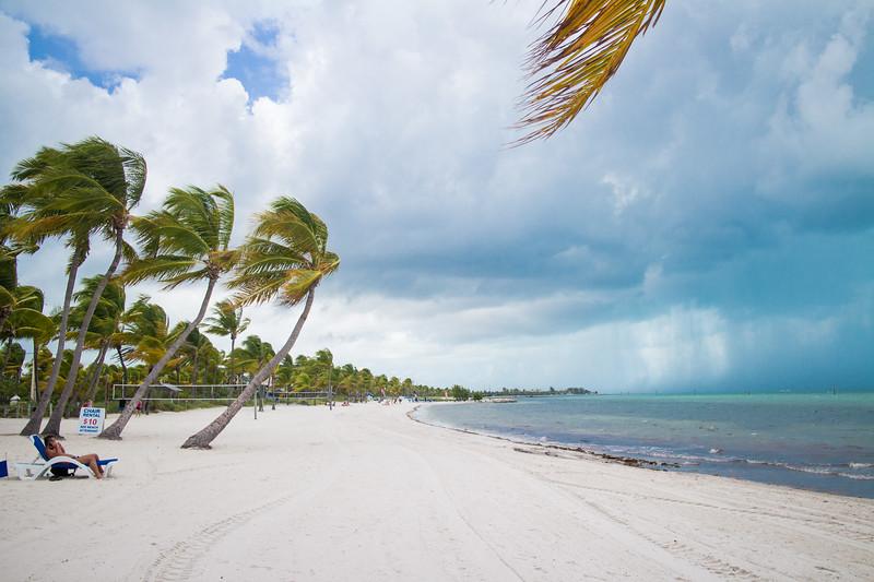 Beach. Key West