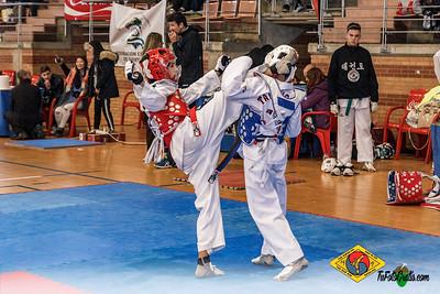 I open internacional Ciudad de Badajoz de Taekwondo