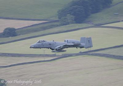 A-10 (USAF/USAFE)