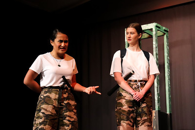 Taupo Nui-a-Tia College:  Much Ado About Nothing