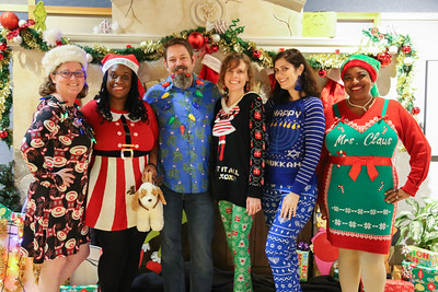 WJCT Holiday Party 2018