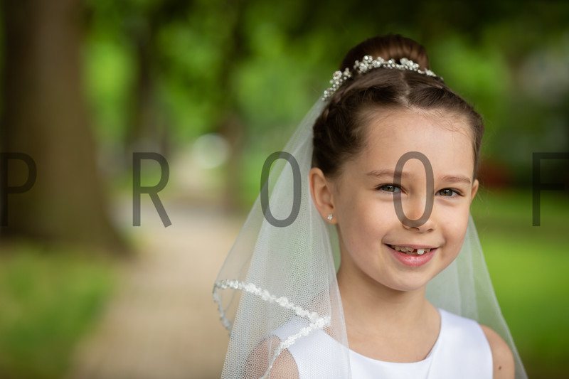 E Costello First Holy Communion