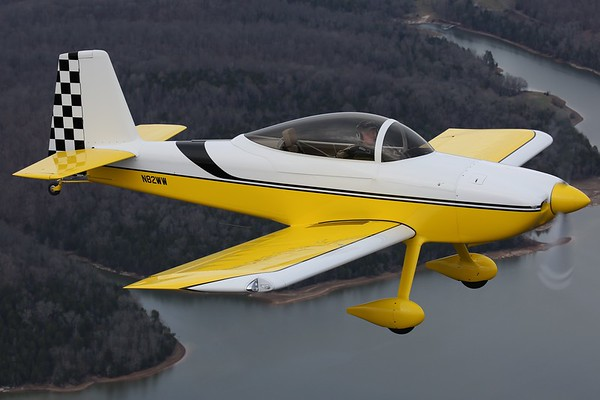 2017 Vans RV-8, Tullahoma, 30Dec18