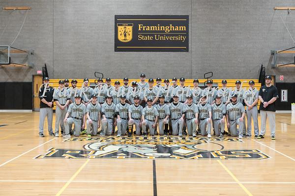 Framingham baseball headshots 2018