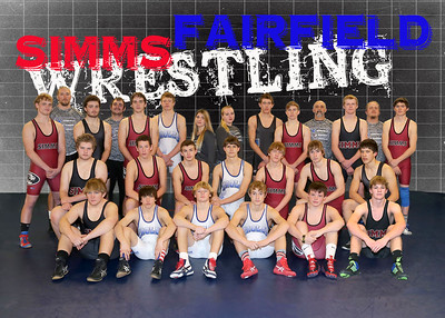 Fairfield & Simms Wrestling
