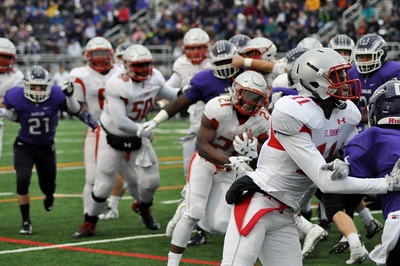 St. John's (DC) vs. Gonzaga (DC) boys varsity football