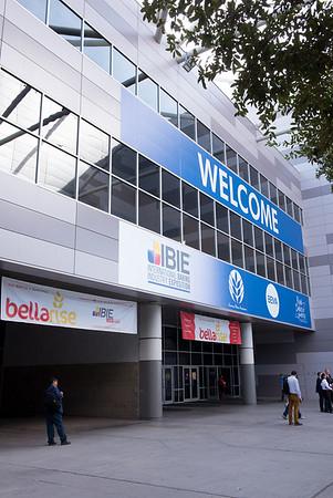 Convention Center Entrance