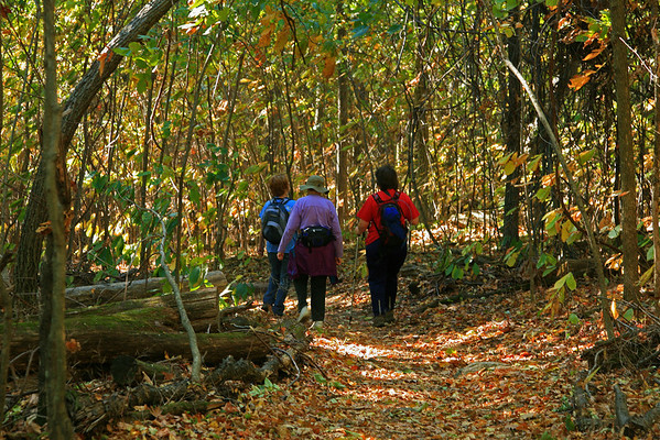 3.  Appalachian Trail Hike_Route 40 to Washington Monument at Boonesboro, Md 10/13/2007