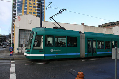 Daily Streetcar Shots In The North West
