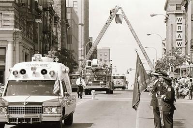5.21.1978 - Memorial Day Service & Parade