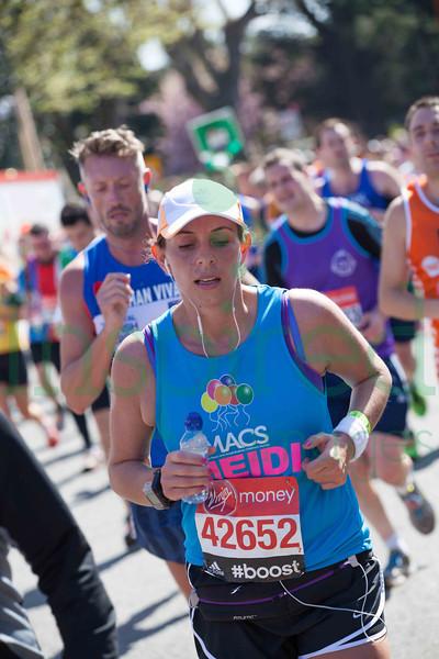 MACS - London Marathon 2014