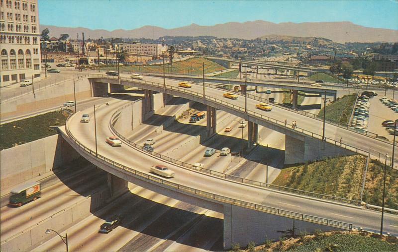 Harbor Freeway Bridges