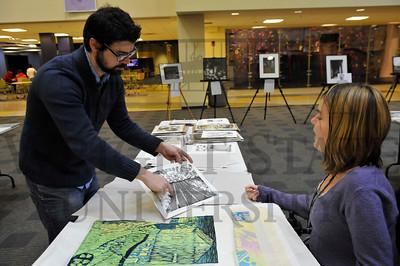 8012 Student Art Auction 3-2-12