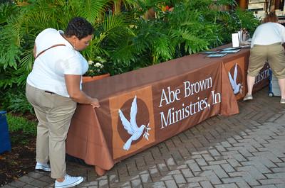 Abe Brown Golf Tornament