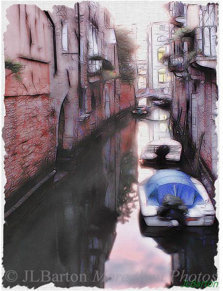 Dawn Canal