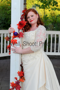 Swooning after ceremony
