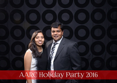 AARC Holiday Party 2016